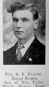 B V Fuller