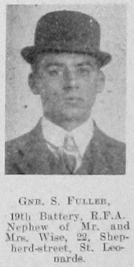 S Fuller