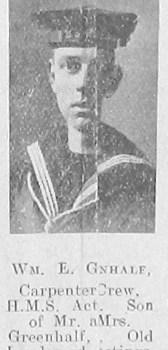 William E Greenhalf