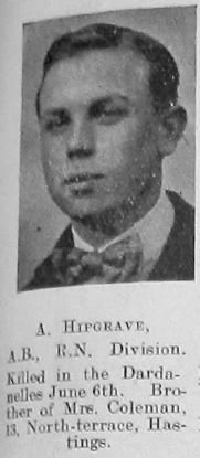 Alfred Ernest Hipgrave