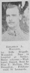 A Mallion