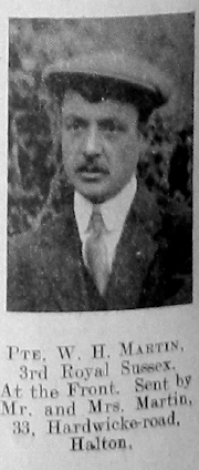 W H Martin