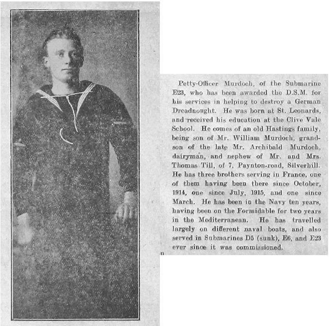 William Henry Murdoch