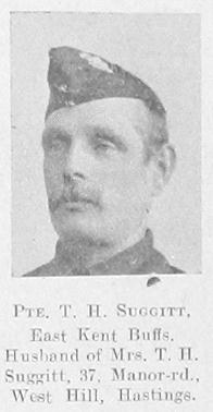 T H Suggitt