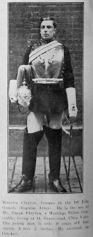 Maurice Clayton