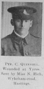 C Quinnell