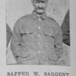 W Sargent