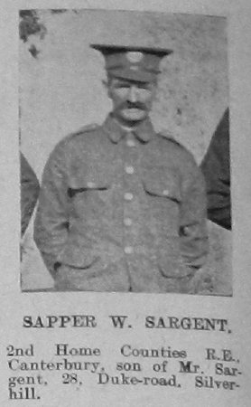 Sargent, W