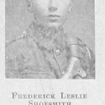 Frederick Leslie Shoesmith