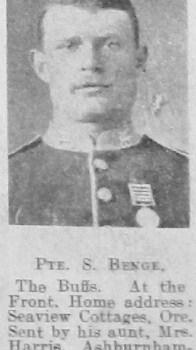 S Benge