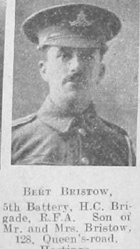 Bert Bristow