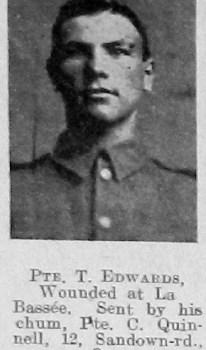 T Edwards