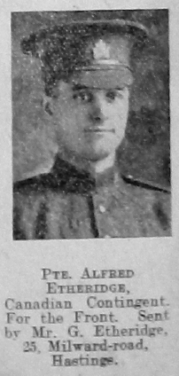 Etheridge, Alfred