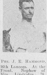 J E Hammond