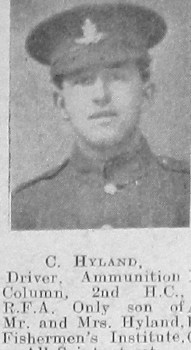 C Hyland