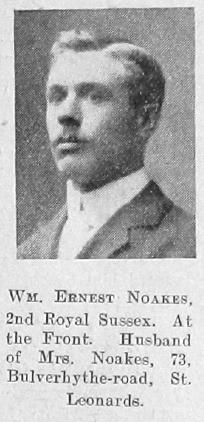 William Ernest Noakes