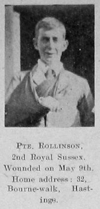 William M Rollinson