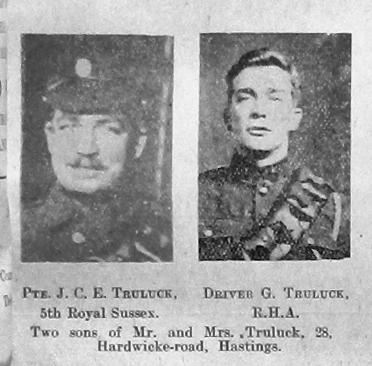 John & George Truluck