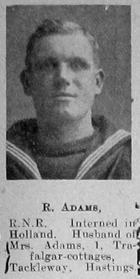 R Adams