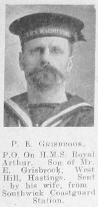 P E Grisbrook