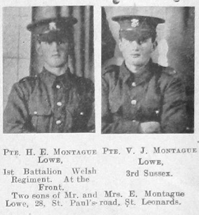 Montague-Lowe