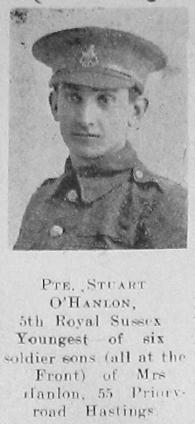 Stuart O'Hanlon