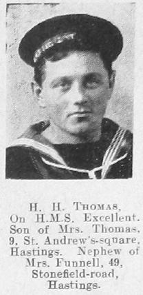 H H Thomas