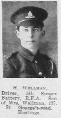 H Wellman