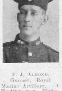 F J Almond