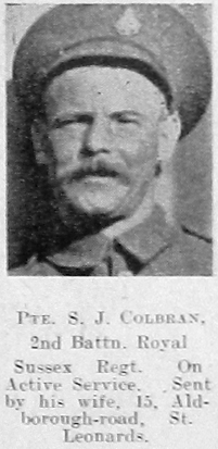 S J Colbran