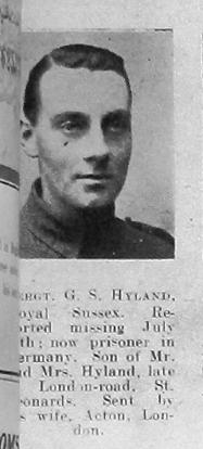 G S Hyland