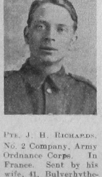 J H Richards