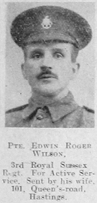 Edwin Roger Wilson