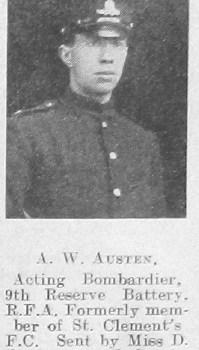 Albert Walter Austen