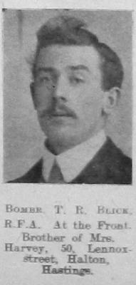 Thomas R Blick