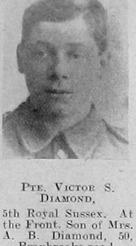 Victor S Diamond