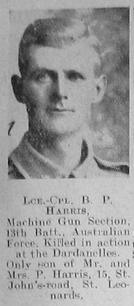 Bertram Page Harris