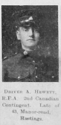 A Hewett