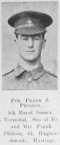 Frank S Philcox