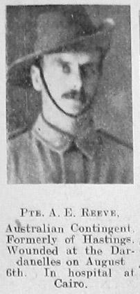 Albert Edward Reeve