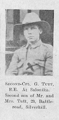 George F Tutt