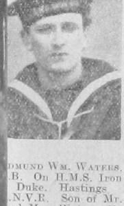 Edmund William Waters