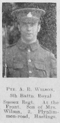 A R Wilson