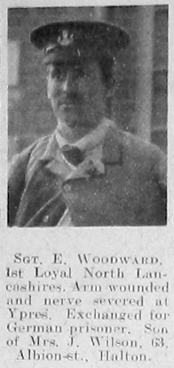 E Woodward