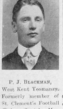 P J Blackman