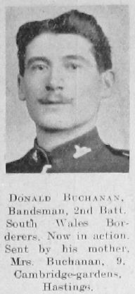 Donald Buchanon