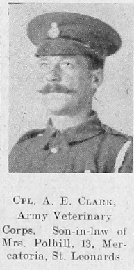 A E Clark
