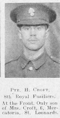 Hazell Christoper John Croft