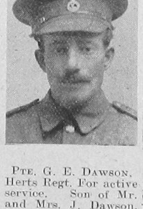 G E Dawson