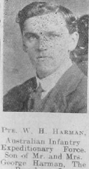 William Henry Harman